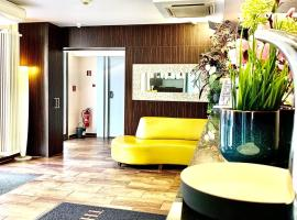 The Atrium Hotel, hotel in Frankfurt/Main