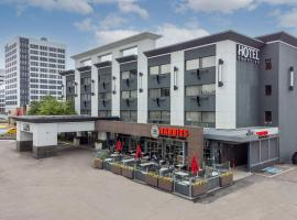 Hotel Quartier, Ascend Hotel Collection, hotel in Quebec City