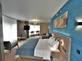 Отель NEWLiving Владивосток, отель во Владивостоке