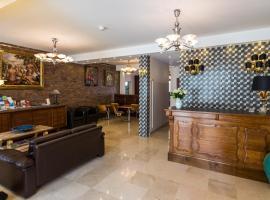 Hotel Barnetche, hôtel à Biarritz