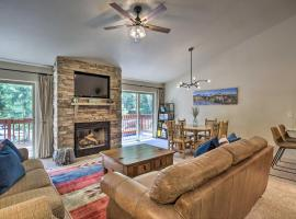 Sunny Ouray Escape, Steps From Trails and Dtwn!, holiday home in Ouray