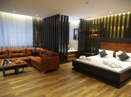 Sirin Park Hotel, hotel near Adana Airport - ADA,