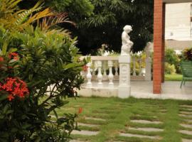 Hotel Jardim, hotel near Abolition Palace, Fortaleza
