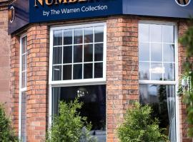 Number 11 by the Warren Collection, hotel in Belfast