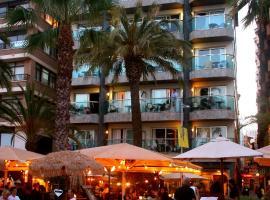 Miramar Hotel 4* Superior, hotel near D'en Plaja Castle, Lloret de Mar