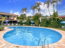 VELINN Pousada dos Marinheiros, family hotel in Ilhabela