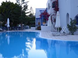 Hippocampus Hotel, hotel in Kamari