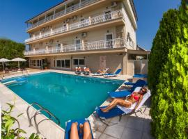 Hotel Dias, отель в Олимпиаки-Акти