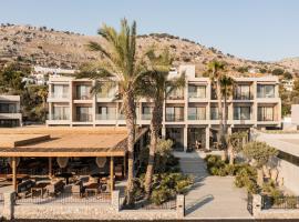 Lindos Aqua Terra – hotel w Líndos