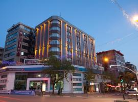 Kervansaray Bursa City Otel, accessible hotel in Bursa