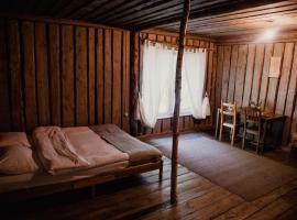 Ethno-Park Usadba Rybatskoye, hotel near New Jerusalem Monastery, Trusovo