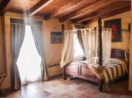 Locanda Dei Baroni, отель в Васто