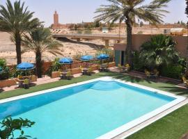 Kenzi Rissani, hotel near Moulay Ali Cherif Airport - ERH,