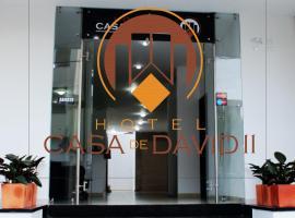 Hotel Casa de David WMD, hotel in Yopal