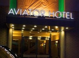 The Aviator Hotel, hotel near Delapre Golf Club, Sywell