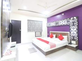 Hotel Anand Lok By WB Inn, hotel in Dhangāin