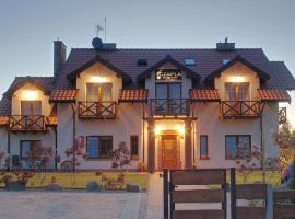 Czapla Stare Sady – obiekt B&B w mieście Mikołajki
