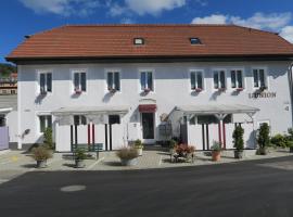 L'Union SA B&B - Chambres d'hôtes, hôtel à Tramelan près de: Téléski des Fontaines T-bar