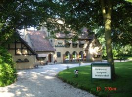 Hotel Landgoed Schoutenhof, three-star hotel in Epen