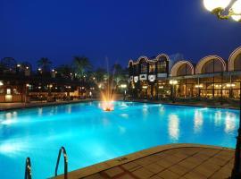 The Oasis Hotel Pyramids, отель в Каире, в районе Гиза