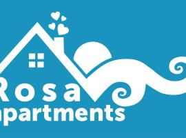Rosa Apartments, hotel in Ist