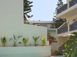 Melitti Hotel, ξενοδοχείο στο Ρέθυμνο Πόλη