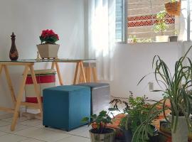 Resilience Hostel, hospedagem domiciliar no Recife