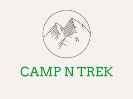 Camp N Trek - Hilltrail forest Camp, luxury tent in Suryanelli