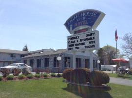 Lighthouse View Motel, motel in Mackinaw City