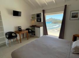 Le Nid d'Aigle, hotel in Gustavia