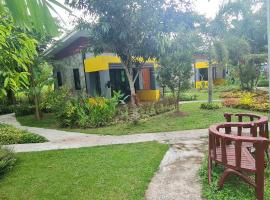 Nubdao Resort&Restaurant, hotel near Bira International Circuit Pattaya, Nong Prue