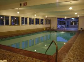 El Castell Motel, motel in Monterey