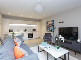 Melville St Luxury Apartment 2 Bedrooms Free Parking, hotel di lusso a Edimburgo