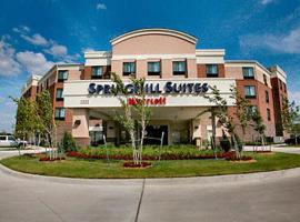 SpringHill Suites Dallas DFW Airport East/Las Colinas Irving, hotel in Irving