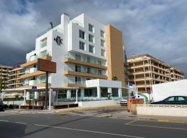 Hotel María Cristina, hotel en Peñíscola