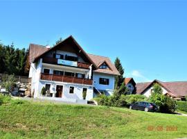 Haus Lebensfreude, apartment in Magland
