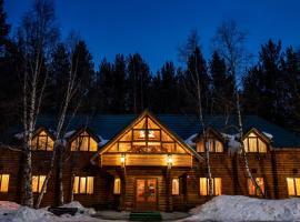 Skazka Lodge Приэльбрусье, hotel in Terskol