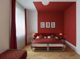 AXA Hotel – hotel w pobliżu miejsca Centrum handlowe Palladium w Pradze