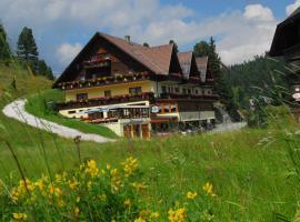 Hotel Turracherhof, hotel in Turracher Hohe