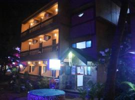 Sai Residency Online, Goa, отель в Баге
