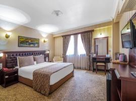 Oglakcioglu Park Boutique Hotel, отель в Измире