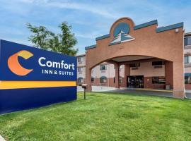 Comfort Inn & Suites, hotel near Grand Junction Regional (Walker Field) - GJT, Fruita
