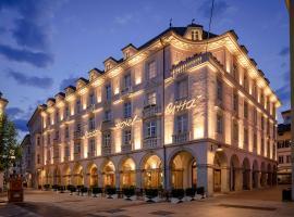 Stadt Hotel Città, spa hotel in Bolzano