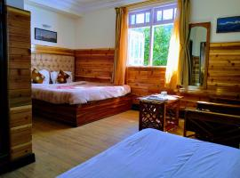 Golden Heights Enclave, hotel near Himalayan Mountaineering Institute And Zoological Park, Darjeeling