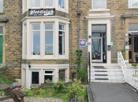 Westleigh, family hotel in Morecambe