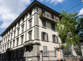 Hotel Fiorita, hotel in Fortezza da Basso, Florence