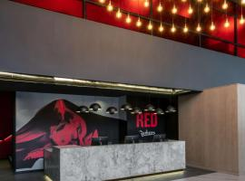 Radisson RED Hotel Johannesburg Rosebank, hotel in Johannesburg