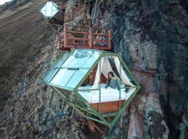 Vertical Sky Luxury Suites, lodge in Ollantaytambo