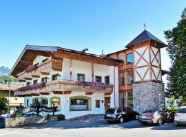 Hotel Hubertus mit Erlebnislandgasthof Reitherwirt, hotel in Kitzbühel