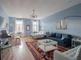 GorodRek near Palace Square (6 rooms), apartment in Saint Petersburg